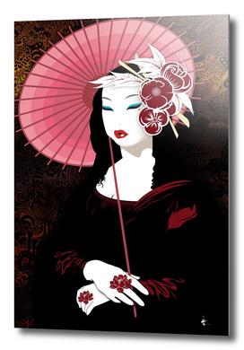 Mona Geisha Lisa