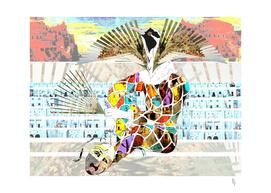 L'arlequin de Babel