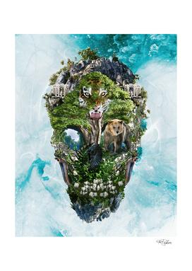 Skull Nature III