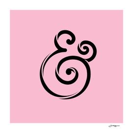 InclusivKind Ampersand Pink