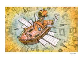 Skyship 1