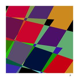 Abstract Geometric Vector Art