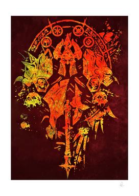 World of Warcraft *Death Knight Crest*