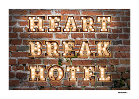 HeartBreak Hotel  -  Brick