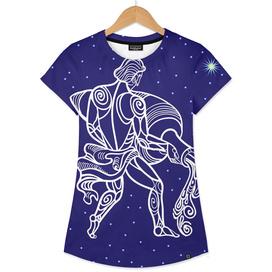 Aquarius zodiac star