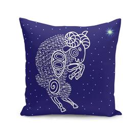 Aries zodiac star