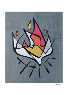 Holy Spirit illustration
