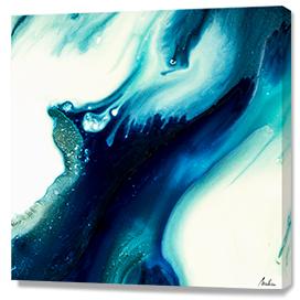 Ice melt - detail 1