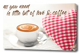 Coffee Poster 12 - Love Coffee