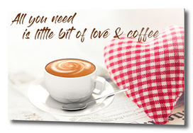 Coffee Poster 12 - Love Coffee