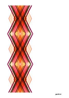Digital Helix - Futuristic Minimal Art