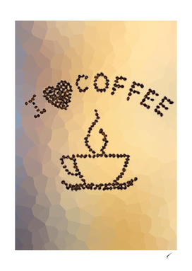 Coffee Poster 10 - Love Coffee