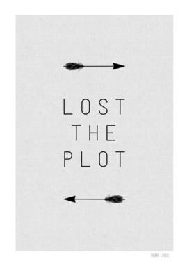 Lost The Plot Arrow