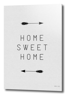 Home Sweet Home Arrow