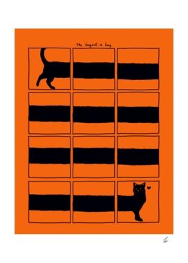 The Longcat is Long