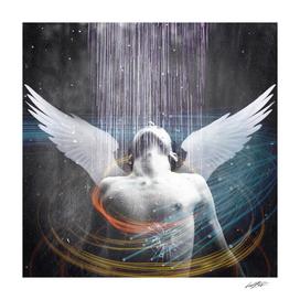 dark rain angel
