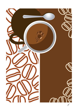 Coffee Poster 44 - Just Coffee