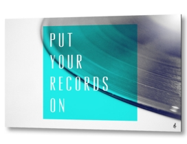 Records Blue