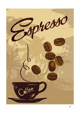 Coffee Poster 53 - Espresso