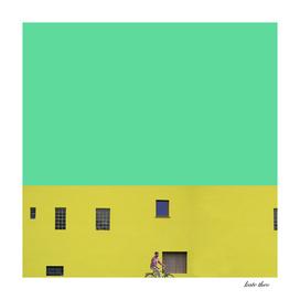 yellow build