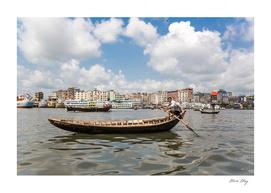 Dhaka by Boat