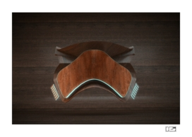 Stormtrooper Wooden Mask