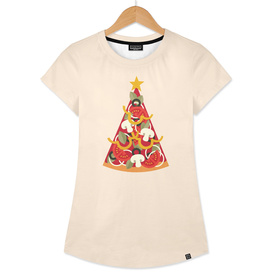 Pizza on Earth - Vegan version