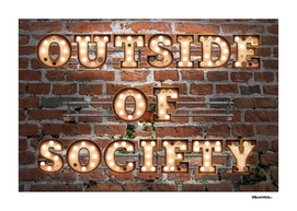 Outside of Society - Brick