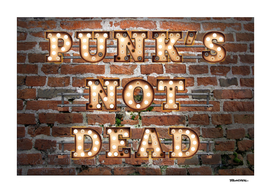 Punks not Dead - Brick