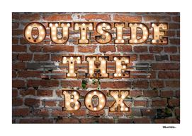 Outside the Box - Brick