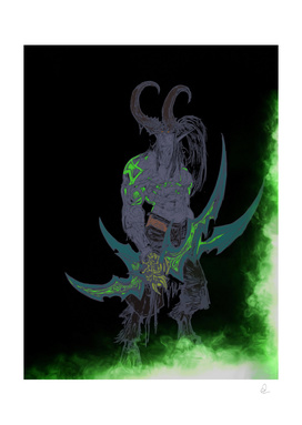 Illidan, the Betrayer