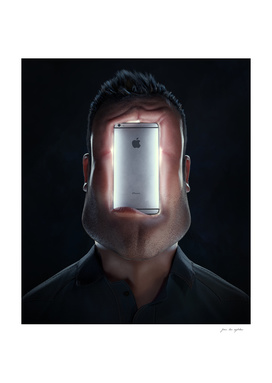 Mister Phone Face