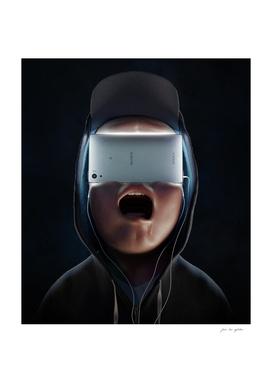 Phone Face  punk