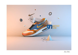 Air max Albert Heijn