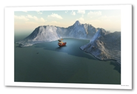 Lost Island 3D