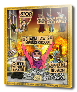 Abhorrent Islamic Delusional Syndrome