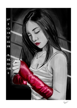 Fighter Akemi