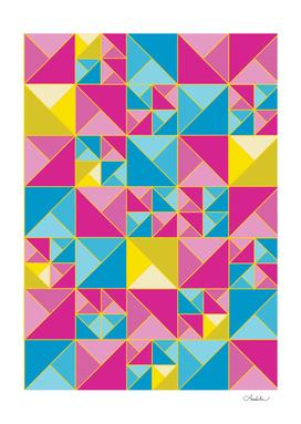 Triangular Shapes Pattern