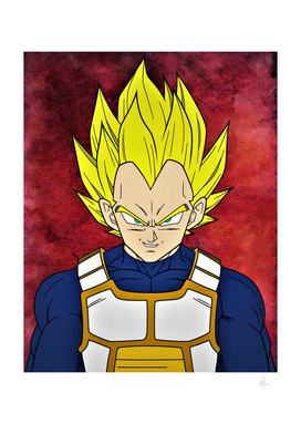Dragon Ball *Vegeta*