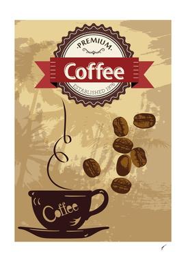 Coffee Poster 68 - Premium Logo