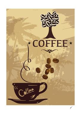 Coffee Poster 70 - Logo