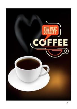 Coffee Poster 75 - Logo