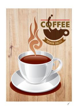 Coffee Poster 77 - Logo