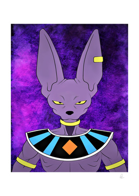 Dragon Ball *Beerus*