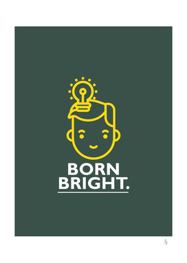 Born Bright Men's Casual Apparel