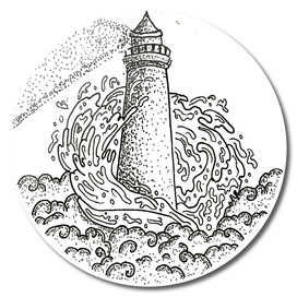 Sketch 06 - Lighthouse