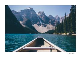 Moraine Lake Paddle