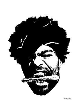 Method Man Stencil