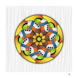 Mandala Horn