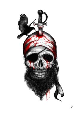 Fallen Pirate